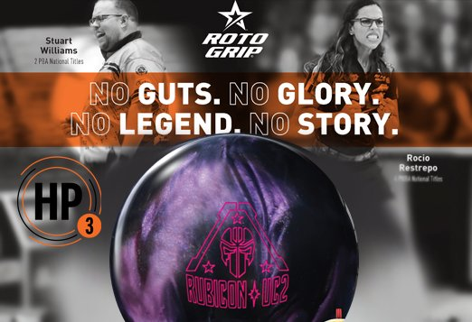 Click Here To Shop Roto Grip Rubicon UC2 bowling ball