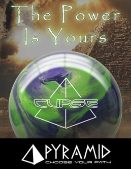 Click here to shop Pyramid Curse Pearl Bowling ball