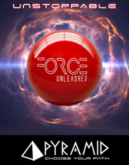 Click here to shop Pyramid Force Unleashed bowling balls