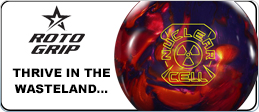 Click here to shop Roto Grip Nuclear Cell bowling ball