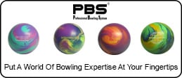 Click here to shop all PBS Bowling balls
