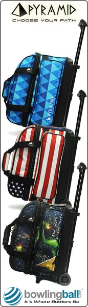 Click here to shop all Pyramid bowling bags