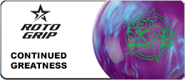 Click here to shop Roto Grip RST X-2 bowling ball