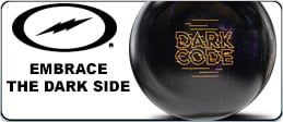 Click here to shop the Storm Dark Code bowling ball