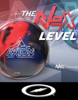 Click here to shop Storm Axiom Pearl  bowling ball