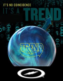 Click here to shop Storm Trend bowling ball