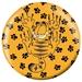 Garfield Paw Prints
