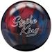 Strike King Blue/Red Pearl
