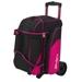 Cruiser Double Roller Black/Hot Pink