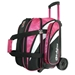 Cruiser Double Roller Pink/White/Black