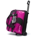 Path Double Roller Black/Hot Pink